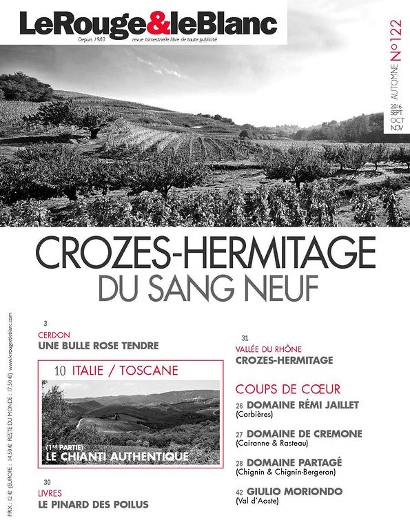LeRouge&leBlanc n°122