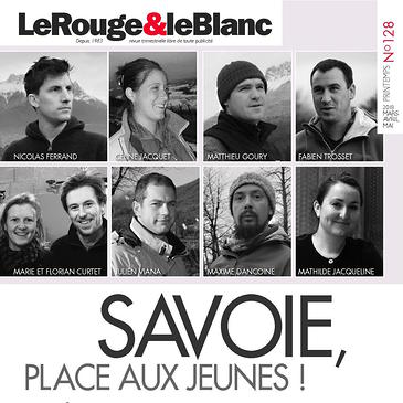 LeRouge&leBlanc n°128