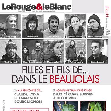 LeRouge&leBlanc n°140